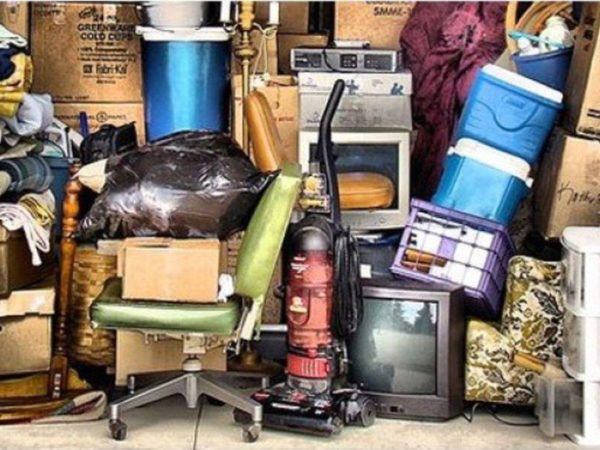 Al Kinds Of Unwanted Stuff Cleared